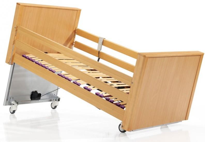 Por qu comprar una cama articulada con carro elevador - Duchas geriatricas ...