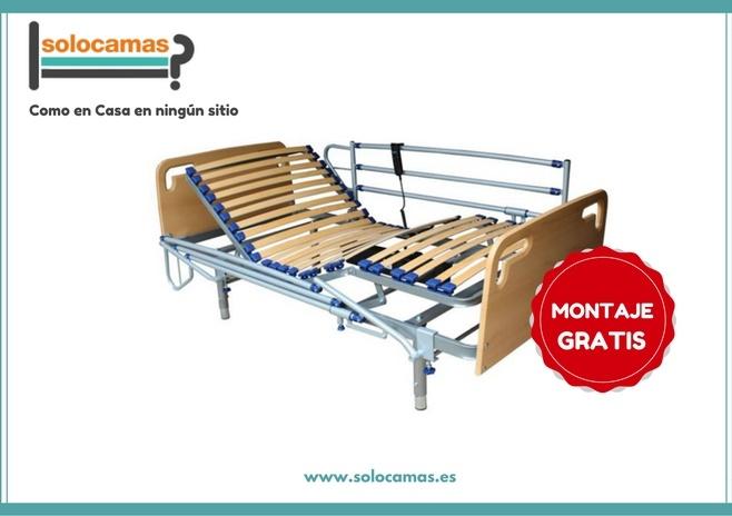 la eleccion de camas articuladas tipo hospital para casa