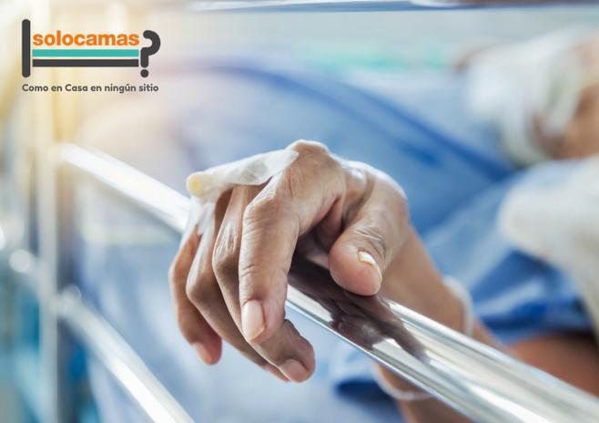 cama articulada cama de hospital cama geriatrica ventajas solocamas