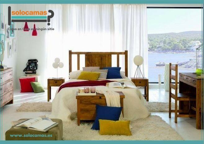 dormitorios de madera maciza solocamas